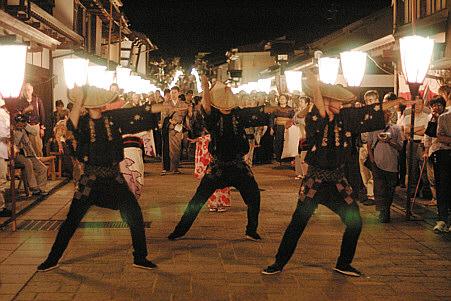 八尾おわら風の盆 2006年